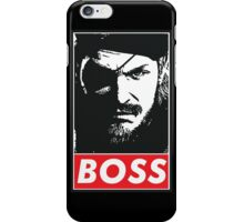 Boss iPhone Case/Skin