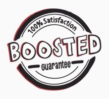 Boosted badge by TswizzleEG