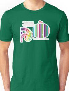 Stripey Whale TShirt Unisex T-Shirt