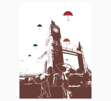 london rain by AaronjHillman