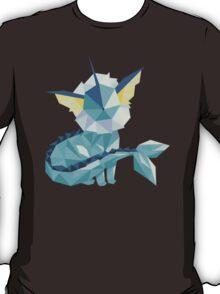 Origami Vaporeon T-Shirt