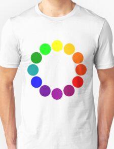 Colour Wheel 2 T-Shirt
