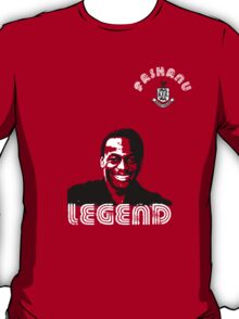 Airdrieonians legend Justin Fashanu T-Shirt