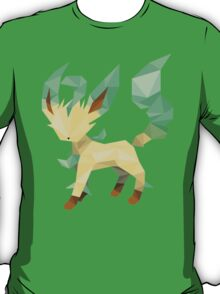 Origami Leafeon T-Shirt