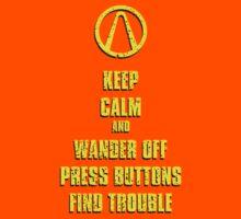 Keep Calm Pandora by SteveYaas