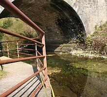 Under the Bridge by Pamela Jayne Smith