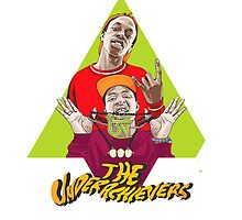 The Underachievers by rendrata88