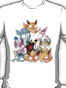 Eeveelution Derps T-Shirt