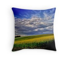 """Fruits of the Promise"" Throw Pillow"