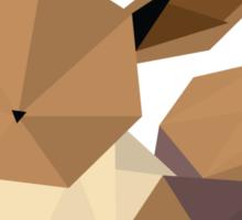 Origami Eevee Sticker