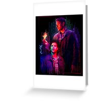 Supernatural Reloaded Greeting Card