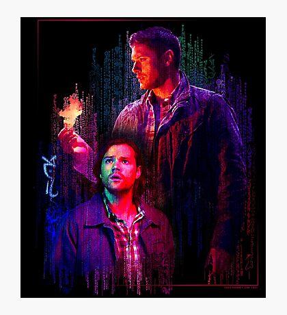 Supernatural Reloaded Photographic Print