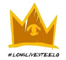 Long Live Steelo - Capital Steez by rendrata88