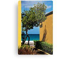 Caribbean Colour Metal Print