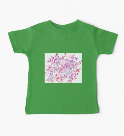 Abstract 4 Baby Tee