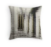 waterly entrance Throw Pillow