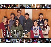 Freaks and Geeks Shirt Photographic Print
