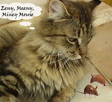 Eeny, Meeny, Miney Mouse by Sharon Stevens