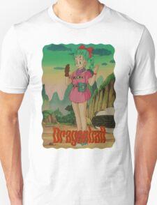 Bulma Dragon Ball T-Shirt