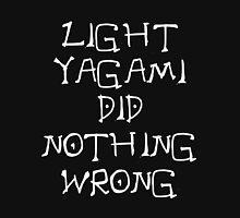 Light Yagami Did Nothing Wrong T-Shirt