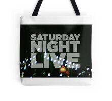 Saturday Night Live Shirt Tote Bag