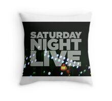 Saturday Night Live Shirt Throw Pillow