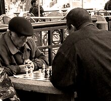 The Chess Masters  by jfpictures