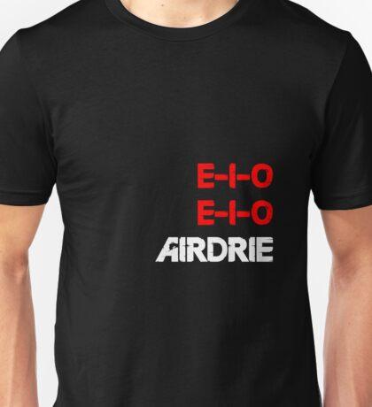 E-I-O E-I-O Airdrie Unisex T-Shirt