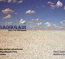 Mgadikgadi - Very Far Horizons by Matthew Coughlen and Paul Lindenberg by Paul Lindenberg