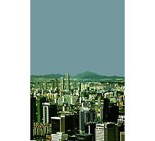 seoul view Photographic Print
