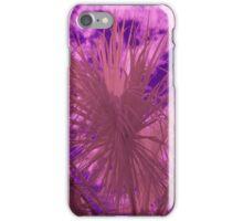 Infrared Palm iPhone Case/Skin