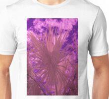 Infrared Palm Unisex T-Shirt
