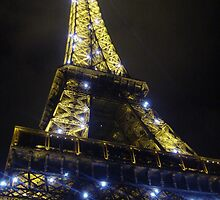 Eiffel Tower by Talia Knight