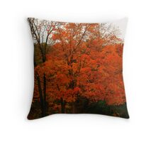 Maple Throw Pillow