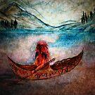 Namakan Lake Voyageur by RealPainter