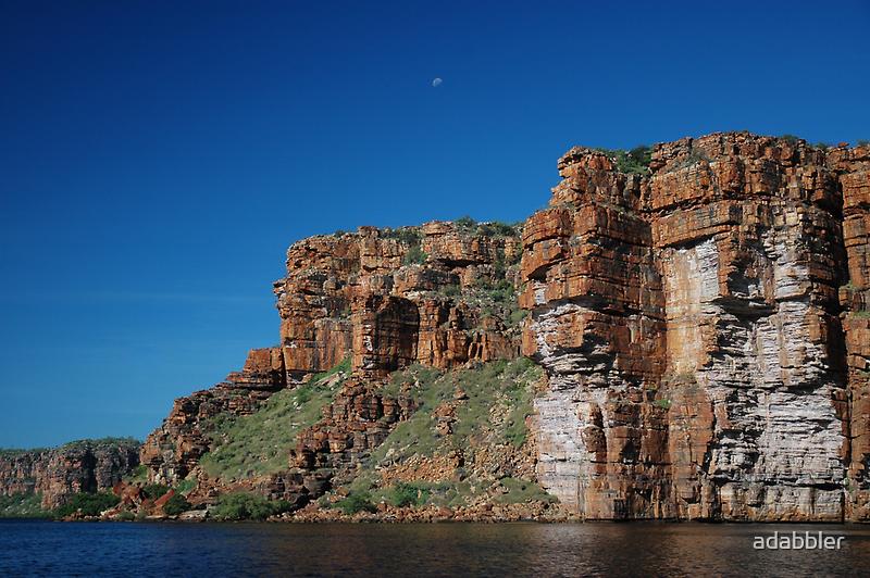 Kimberley Kliff by Trevor Needham