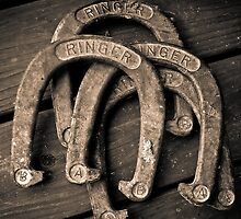 Horseshoes by Daniel Bullock