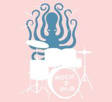 Octopus Rock! One Piece - Long Sleeve