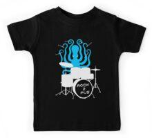 Octopus Rock! Kids Tee