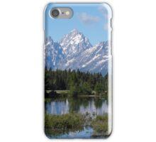 Grand Teton National Park Mountains iPhone Case/Skin