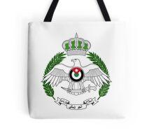Royal Jordanian Air Force Emblem Tote Bag