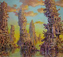 Junk Islands by HDPotwin