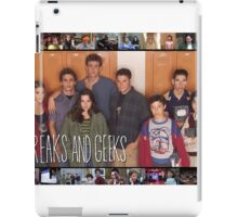 Freaks and Geeks Shirt iPad Case/Skin