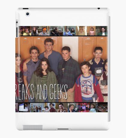 Freaks and Geeks Shirt iPad Case/Skin