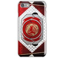 RedRanger 2 iPhone Case/Skin