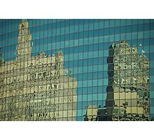 Wrigley Reflections Photographic Print