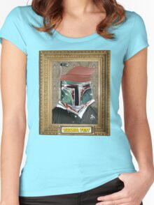 Broba Fett Women's Fitted Scoop T-Shirt