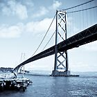The SF Bay Bridge by Kimberly Palmer