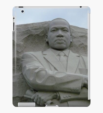 Martin Luther King Jr. Memorial  iPad Case/Skin