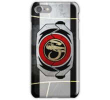 BlackRanger iPhone Case/Skin